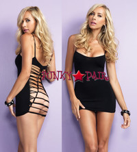 Strappy Mini Dress * 81381