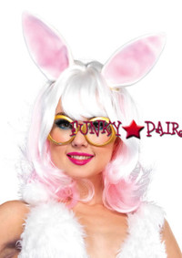 A2677, Bunny Two-Tone Wig