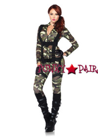 85166, Pretty Paratrooper