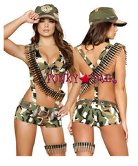 R-4391, Seductive Soldier (4391)