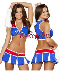 R-4448, Charming USA Cheerleader