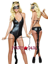 role play lingerie sexy costumes,DG-9319, Fetish Feline
