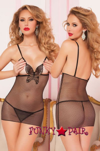 STM-9882, Madame Butterfly Chemise