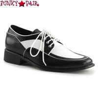 Loafer-04, Men's Spectator Oxford Shoes