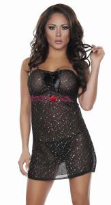 J1096, Passionate Night Dress