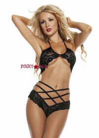 RL4506, Double Cross Delight Bra Set