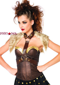 LA-2704, Fur Harness Back