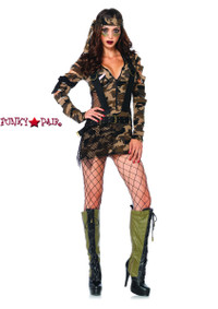 LA-85187, Combat Babe Costume