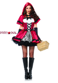 LA-85230,  Gothic Red Riding Hood