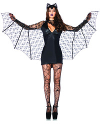 LA-85241, Moonlight Bat Costume