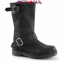 Rival-302, Woman Motorcycle Women Punk boots Mady By Demonia