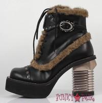 DAIRE Steam Punk Boots