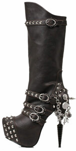 Valda Hades Steam PUnk Boots