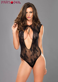 Lace G-string Teddy, LA89119