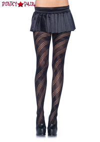 Opaque Geometric Tights,LA7923