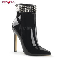 Sexy-1006, 5 Inch, Stiletto Heel, Ankle Boots
