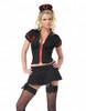 Gothic nurse costume (83131)