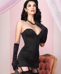 Saitn Corset Dress (86562)