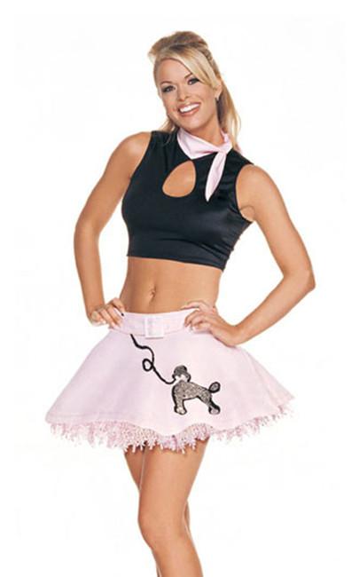8075 50's Girl costume (8075)