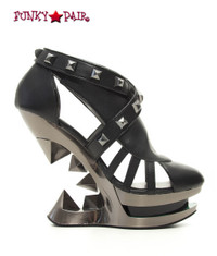 Hades Shoes Wedge Booties (Krace)
