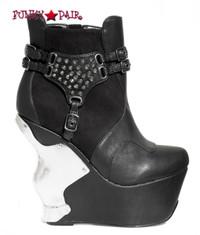 Women SteamPunk Straps Boots (Stallion)