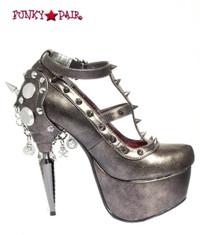 Steam Punk Platform Pump Shoes