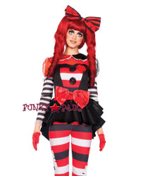 3PC Rag Doll Costume