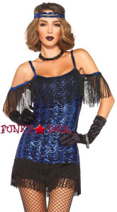 2PC Gatsby Flapper Costume