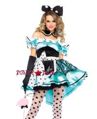 3PC Delightful Alice Costume