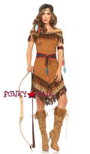 4PC Native Princess Costume