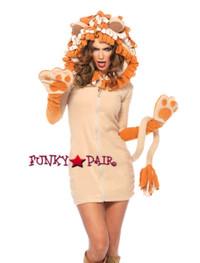 Cozy Lion Costume