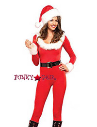 3PC Santa Baby Costume