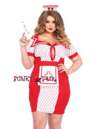LA85438X, 2PC Bedside Betty Costume