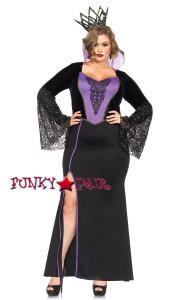 LA85489X, 2PC Evil Queen Costume