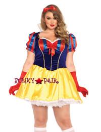 LA85420X, 2PC Poison Apple Princess