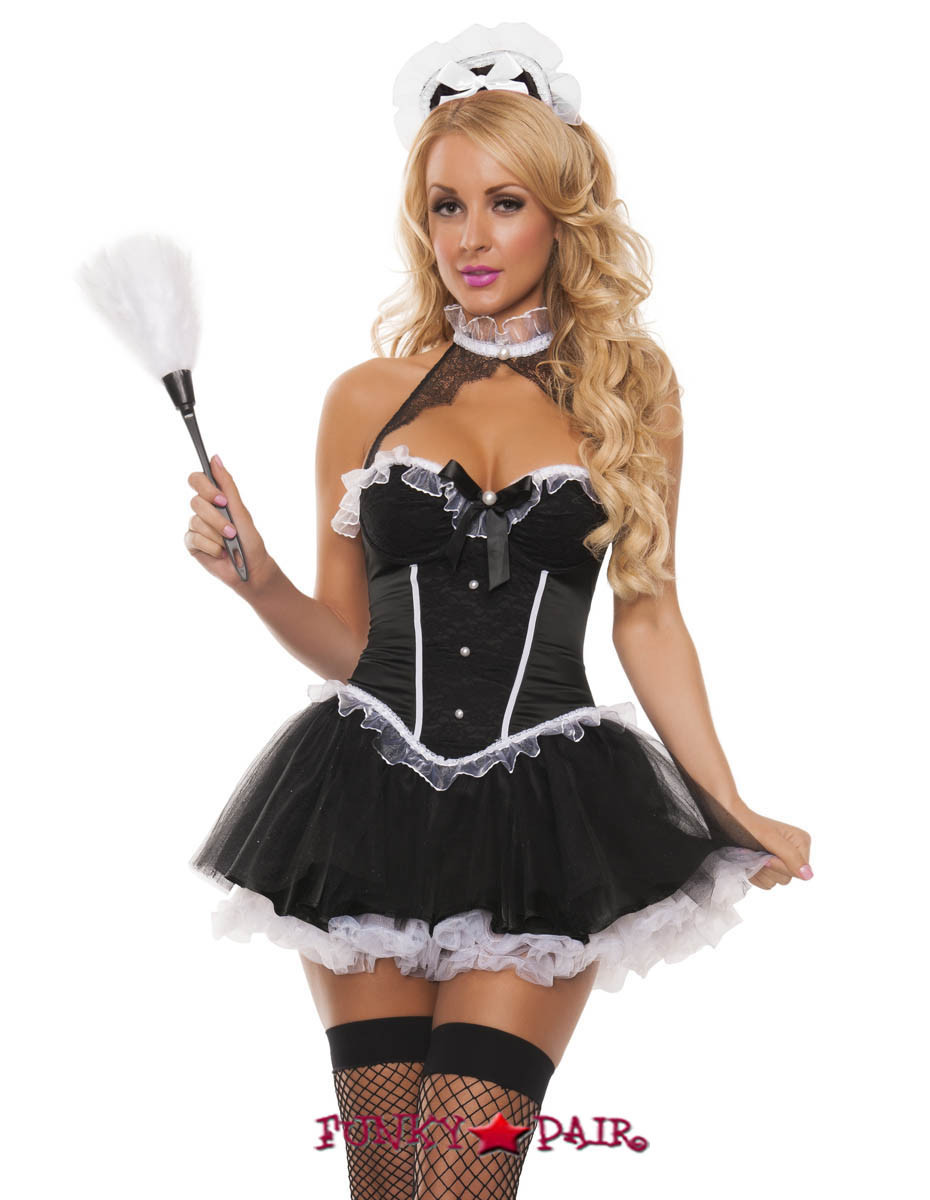 Park Ave Maid Costume