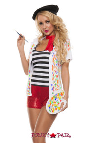 Picasso Girl Costume (S5470)