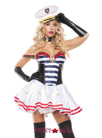 Mistress SailMistress Sailor Costume (S5155)or Costume