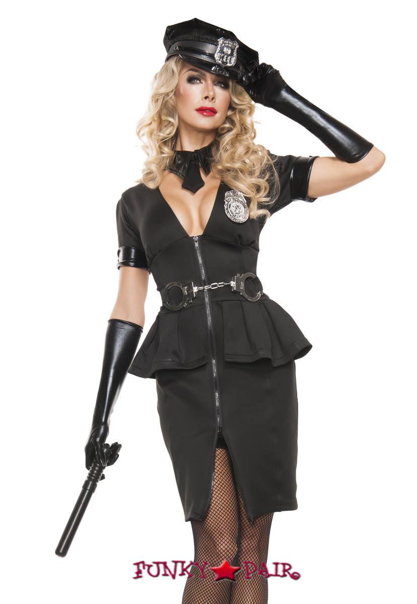 sc 1 st  FunkyPair & Elegant Cop Costume