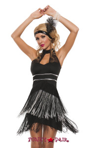 Flirty Flapper Costume (S5370)