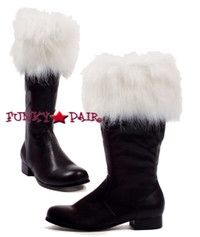 121-NICK, Men Boot with Fur,COSTUME SHOES