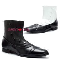 121-EARL, Men Spat Shoes,COSTUME SHOES