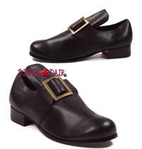 121-SAMUEL, Men Pilgrim Shoes,COSTUME SHOES