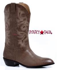 129-Clint, Men's Cowboy Boots,COSTUME BOOTS