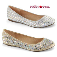 Treat-06, Round Toe Ballet Flat