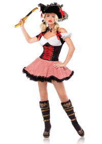 Pirate wench costume (83088)