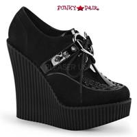 Creeper-302, 5.25 Inch wedge creeper Shoes