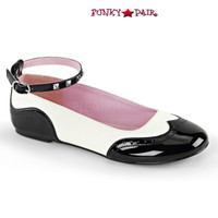 Star-22, Round Toe Saddle Flat