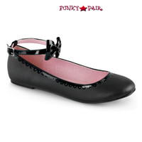 Star-27, Ankle Strap Flat shoes