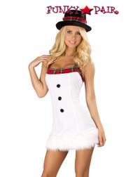 C157, 2pc Snow Princess Outfit